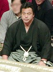 九重親方(元横綱、千代の富士)の顔写真