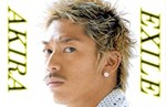 EXILEのパフォーマー・AKIRAの顔写真