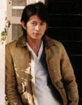 岡田准一の顔写真