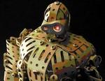 正体不明のロボット 画像
