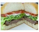 ハンバーガーパティ & バンズ (2種) 3食パック 【手作りハンバーガーの 基本セット】は1980円!