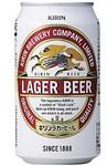 ★キリン ラガービール  (350ml)  1ケース24本入りは4801円!
